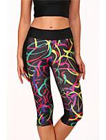 Exercise Digital Printing Pant Leggings Fashion Wild Yoga Pants