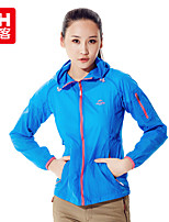 Outdoor Women's Tops Camping & Hiking / Cycling/Bike / Running Waterproof / Breathable / Lightweight Materials