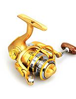Molinetes Rotativos 5.1:1 12 Rolamentos Trocável Pesca de Mar / Rotação / Pesca de Água Doce / Pesca Geral-BWM150 #
