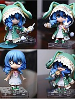 Date A Live Yoshino PVC 10cm Anime Action Figures Model Toys Doll Toy 1 Set