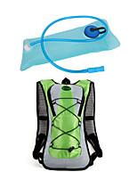 mochila(Verde / Vermelho / Preto / Azul / Laranja,Terylene)Á Prova-de-Água / Resistência a choqueAcampar e Caminhar / Montanhismo /