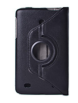 Fashion Case For LG G Pad V400 V410 7.0 Inch Tablet PU Leather Case 360 Degree Rotating Cover
