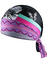 Sombreros / Bandanas(Morado) -Transpirable / Aislado / Resistente a los UV / Permeabilidad a la humeda / Secado rápido / A prueba de