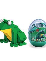 dr wan, Le blocs de construction de mini œufs des animaux blocs de construction de l'ensemble des emballages de puzzle jouets la