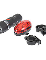 5LED White Light Red Light Elliptical Lamp Sets (3XAAA.3XAAA)