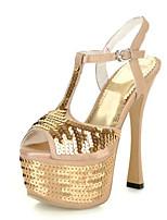 Women's Shoes Stiletto Heel Heels / Peep Toe / Platform / Slingback Sandals Party & Evening / Dress / Casual