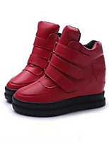 Women's Shoes  Wedge Heel Wedges Heels Office & Career / Casual Black / Red / White