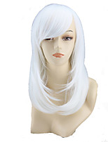 COS Color Cartoon Wig Pear Flower Has A Long Roll of White Wig Europe And The United States Sell Like Hot Cakes