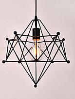40W Plafond Lichten & hangers ,  Rustiek/landelijk Schilderen Kenmerk for Ministijl MetaalEetkamer / Studeerkamer/Kantoor / Spel Kamer /