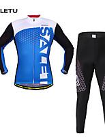 Ensemble de Vêtements/Tenus(Bleu) deCamping & Randonnée / Chasse / Pêche / Escalade / Fitness / Sport de détente / Plage / Cyclisme/Vélo