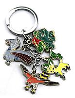 Pocket Monster Pokémon Alloy Key More Accessories
