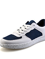 Men's Shoes EU39-EU44 Casual/Travel/Outdoor Fashion Tulle Leather Sneakers Board Shoes Multicolor