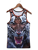 Male As Picture Cosplay The tiger Cosplay Costumes Vest