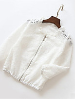 2016 New Spring Summer Style Children Sunscreen Clothing Fashion Baby Boys Girls Thin Outwear Kids Outfits Coat