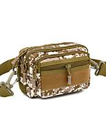 MOLLE Tactical Military Assault Small Pockets Nylon Waist Bag Men Casual Handbags Army Messenger Fanny Pack Bags