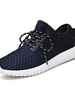 Men's Shoes for Sports And Leisure Fashion Shoes BlackDark Gray/Dark Blue/Light Gray/Orange
