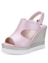 Women's Shoes  Wedge Heel Wedges / Peep Toe / Platform / Slingback / Gladiator Sandals Outdoor / Dress / Casual