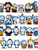 Otros Otros PVC 4cm Las figuras de acción del anime Juegos de construcción muñeca de juguete