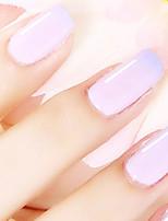 Ekbas Purple Color Gradient Nail Glue 16ML Nail Polish