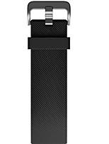 classique bande de remplacement en silicone pour Fitbit blaze grande (6/7 à 8/1 po)