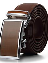 ALLFOND Unisex Casual/Party/Work Calfskin Waist Belt PZD4061U2