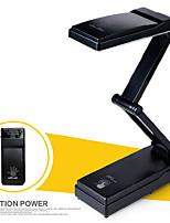 2 w fraîche ac blanc imperméable / dimmable / économie d'énergie rechargeable conduit lampe de lecture