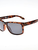 Sunglasses Unisex's Classic Anti-Reflective Hiking Tortoiseshell Sunglasses Full-Rim