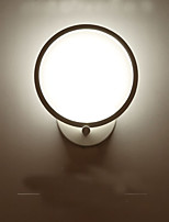 LED Candelabro de pared,Moderno/ Contemporáneo LED Integrado Metal