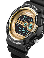 Sport-Uhr Herren / Unisex Wasserdicht / Tachometer / Stopuhr / Nachts leuchtend Japanischer Quartz digital Armband