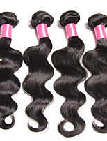 7A Malaysian Body Wave 3PCS Malaysian Virgin Hair Body Wave Human Hair Bundles Rosa Hair Products  Hair Weave