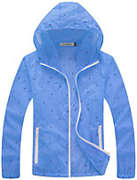 Outdoor Coat Fast Drying UV Skin Coat Sun Protection Clothing