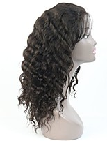 8-24 Inch Brazilian Virgin Water Wave Human Hair Full/Lace front Wig For Black Women