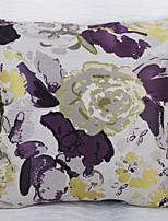 Polyester Housse de coussin,Texturé Traditionnel