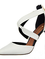 Women's Shoes  Stiletto Heel Heels Heels Party & Evening / Dress Black / Pink / Red / White / Gray