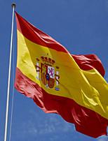 1pc spanje vlag 3 x 5 ft espana vlag. spaanse vlag 90 x 150 cm spanje banner