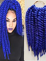 1-12Packs Short Hair Braids Blue Havana Twist Braid Havana Hair Crochet Braid Twist Hairstyles.