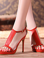 Women's ShoesStiletto Heel Heels / Sandals Wedding / Office & Career / Party & Evening / Dress