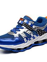 BOY-Sneakers alla moda-Cinturino alla caviglia-Tulle / Finta pelle