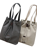 Women Shopper Shoulder Bag-Beige / Gray / Black
