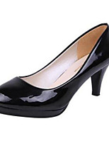 Women's Shoes  Kitten Heel Heels Heels Office & Career / Dress Black / White