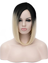 9 colors Avaiable Synthetic Cosplay Wig Straight BOBO Heat Resistant Hair Synthetic Wigs
