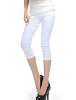 Hot Sale High Quality Women Print / Denim Legging,Polyester Thin