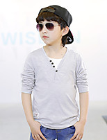 2016 Hot Sale Children T-shirts For Boys Tops Tees Child Long Sleeve T-shirts Kids Clothing