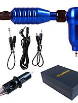 solong tattoo® 2-in-1 havik roterende tattoo machine geweer en permanente make-up pen m666-3