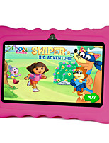 Ioision M701 7 Inch 1.3GHz Android 4.4 Kids Tablet with Wifi and Dual Cameras(Quad Core 1024*600 512MB + 8GB N/A)