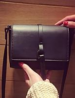 Women PU Sling Bag Shoulder Bag-Brown / Gray / Black