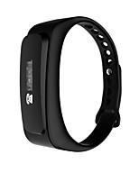 x2 rastreador de ejercicios pulsera de reloj inteligente con el earbud del bluetooth,