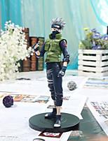 Naruto Hatake Kakashi PVC One Size Anime Action Figures Model Toys Doll Toy 1pc 23cm