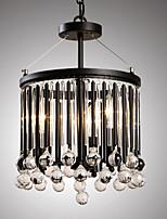 MAX 40W Contemporaneo Cristallo / Stile Mini Altro Metallo Luci PendentiSalotto / Camera da letto / Sala da pranzo / Sala studio/Ufficio