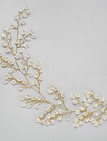 סרטי ראש כיסוי ראש נשים / נערת פרחים חתונה / אירוע מיוחד קריסטל / סגסוגת חתונה / אירוע מיוחד חלק 1